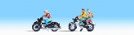 Noch N36904 : Motorcyclists